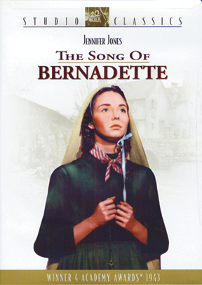 Song of Bernadette DVD